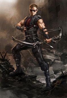 Whosh! Hawkeye!!!