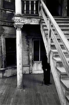 Robert Frank - Bunker Hill 1955