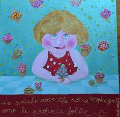 Alexia Molino - Le uniche cose che non si rimpiangono sono le proprie follie