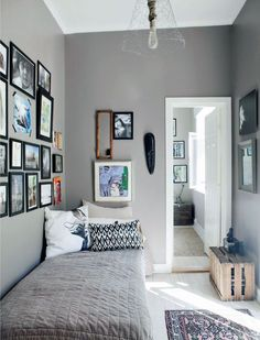 small room - recycled elements (viaInterior inspirations)