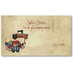 Makers retro sewing fashion vintage mannequin business card seamstress business cards reheart Image collections