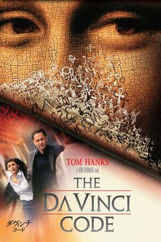 The Da Vinci Code Movie Poster ( of Dan Brown, Jean Reno, Audrey Tautou, Ian Mckellen, Suspense Movies, Hd Movies, Tom Hanks, Robert Langdon, Code Movie