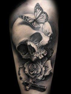 Top of skull addition
