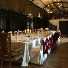Official site of Kinnitty Castle Hotel, Ireland. Located in the beautiful countryside of Birr, Offaly. Wedding Castle, Hotel Wedding, Destination Wedding, Wedding Venues, Castle Hotels In Ireland, Block Table, Fairytale Castle, Table Wedding, Banquet