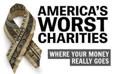 TOUCH this image: Tampa Bay Times, CIR Investigation:America's Worst Charities by Tampa Bay Times