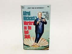 Alfred Hitchcock - Murders on the Half-Skull 1970 Paperback Anthology