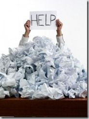 Know when to toss those old documents!  There is a great list! :)