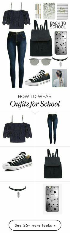 Find More at => http://feedproxy.google.com/~r/amazingoutfits/~3/TORBjzGiv3E/AmazingOutfits.page Back To School Clothes, Back To School Makeup, Back To School Outfits Highschool First Day, Back To School Ideas For Teens, Back To School Backpacks, Back To School Fashion, Cute Outfit Ideas For School, Back To School 2017, School Clothing