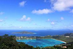 Magen's Bay in St. Thomas, Virgin Islands