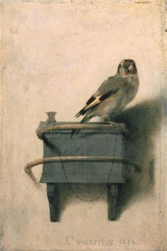 Indeed - The Goldfinch was my phone wallpaper for months -  How to Get Over The Goldfinch