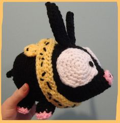 Crochet Project - P-Chan by ~Little-Moose on deviantART