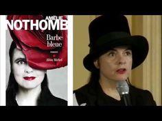 La Galerne Le Havre le 28 novembre. Amélie Nothomb. Interview Barbe bleue Michel, Interview, Sisters, November, Daughters, Big Sisters