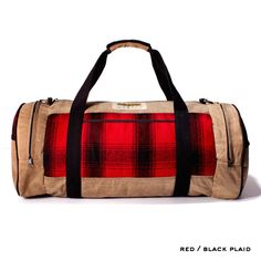 Check out this Night-Timer Duffel made in Ironwood, MI by Stormy Kromer. Purchase to support 150 American workers and get 2,520 Boom™ Points.