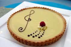 Tart au Citron - delicious! #patisserie #bakery