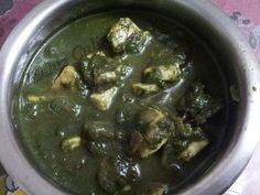 Maluz Culinary: Palak Paneer without Tomato