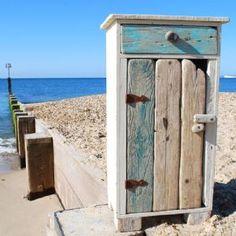 Driftwood Floor Standing Cabinet | Driftwood Furniture | Wooden Cabinet
