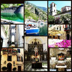 Baía de Kotor - Montenegro