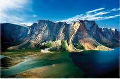 Wish List: Torngat Mountains N.P., Labrador, Can.