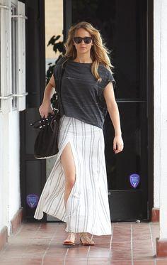 Jennifer Lawrence | street style