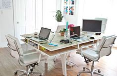 Smart Furniture for Cool Office