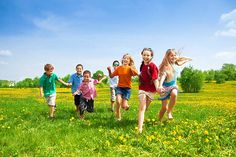 Group Games For Kids - Ready, Aim, And Throw
