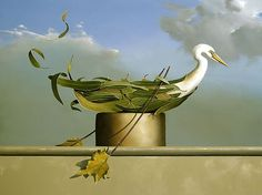 Love this image from Jeff Faust titled A Fragile Duet . . . and reminds me a bit of Kevin Sloan