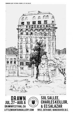Nice building by Sol Sallee
