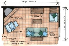 How to read a floor plan like a pro: Condo buyers need to be experts at reading floor plans. Here are 10 things to look for. Condo Living, Toronto, Floor Plans, Real Estate, Flooring, Teaching, Drink, How To Plan, Life