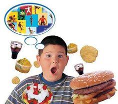 imagem Atualmente muito se fala das crianças que não comem, mas e as que comem demais e estão acima do peso, como fazemos?Primeiro é importante os pais perceberem que seu filho está…
