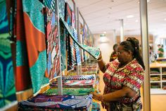 Visit of the @VLISCO dream award winners – Day 2 | Vlisco V-Inspired