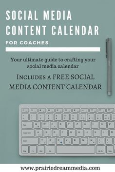 Your FREE Social Media Calendar for coaches. Filled with fun, creative content to get your more followers, better engagement, and better ways to conduct market research. #socialmedia #coaches #contentcalendar #engagement #increasefollowing #conductingmarketresearch #socialmediatips