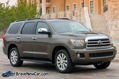 2015 Toyota Sequoia  http://newcarreviewz.com/2015-toyota-sequoia-redesign-specs-prices/