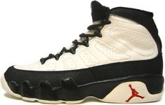 Jordans Shoes Air Jordan Original 9 White Black True Red  Jordan 9 - The  first and popular Air Jordan Original 9 (IX) White - Black - True Red  released ... aa134c5ef