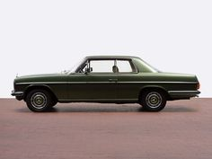 Mercedes-Benz 250C with 57,274 km Mileage, Model 1974