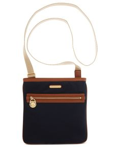 MICHAEL Michael Kors Handbag, Kempton Crossbody - Crossbody & Messenger Bags - Handbags & Accessories - Macy's