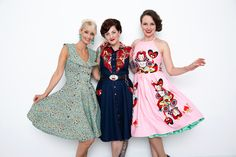 muah: @p.parisbeauty studio dresses: @ticcirockabillyclothing thanx: @dénesbalázsphotography @victoriavaradihost Rockabilly Outfits, Summer Dresses, Studio, My Style, Fashion Design, Clothes, Outfits, Clothing, Summer Sundresses