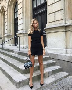Spring summer fashion, night outfits, summer date night outfit, clubbing ou Fashion Night, Fashion Week, Curvy Fashion, Classy Fashion, Fashion Fashion, Fashion Shoes, Fashion Design, Fashion 2018, Fashion Kids