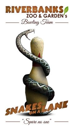 Snakes on a Lane on Behance