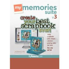 Amazon.com: My Memories Suite v3 with Colossal Kit [Download]: Software