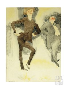 Charles Demuth - On Stage