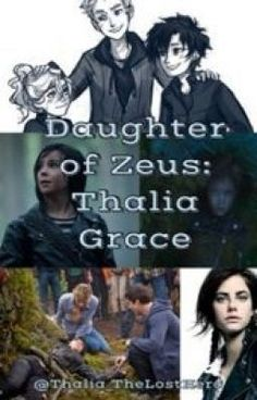 Daughter of Zeus: Thalia Grace (A Thalico Fanfic) - Daughter of ...