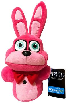Funko Five Nights at Freddys Sister Location  Bonnet 6 Walmart Exclusive Plush Doll >>> You can find out more details at the link of the image-affiliate link. #christmastoysandgames2018