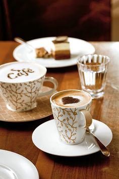 Caffè Club | Floral Caramel