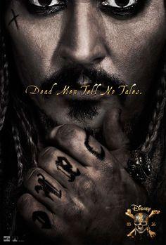 Piratas del Caribe 5: La Venganza de Salazar,