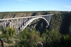 Bloukrans Bridge Bungee Photographs