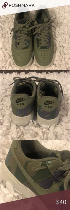 914d2b68e6 Nike Air Force Ones Nike Air Force ones are a size 10 in great condition.