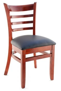Premium Ladder Back Chair - Made in the USA