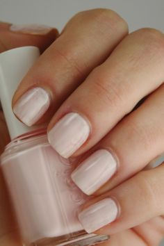 Pastel nail polishes streak like a mofo. Here are some application tricks to make them apply more evenly.