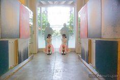上田麗奈フォトコラム・職人のこだわりが宿ったアートスペースで