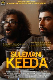 Sulemani Keeda (2014) Poster